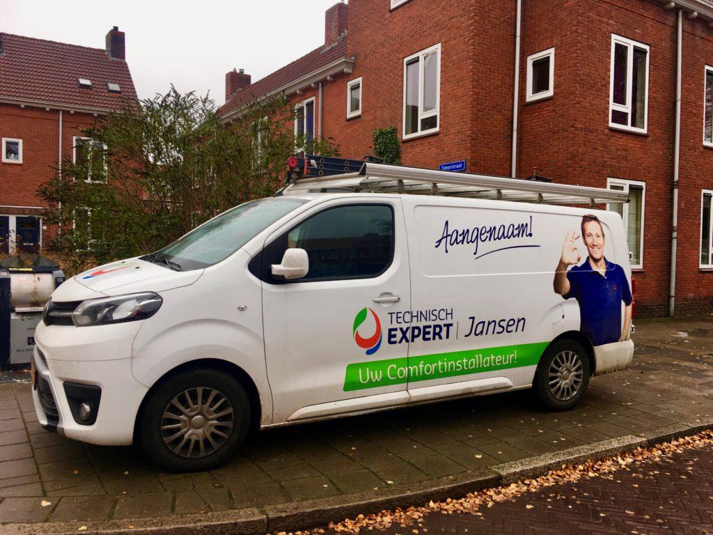 Technisch Expert Jansen Bus