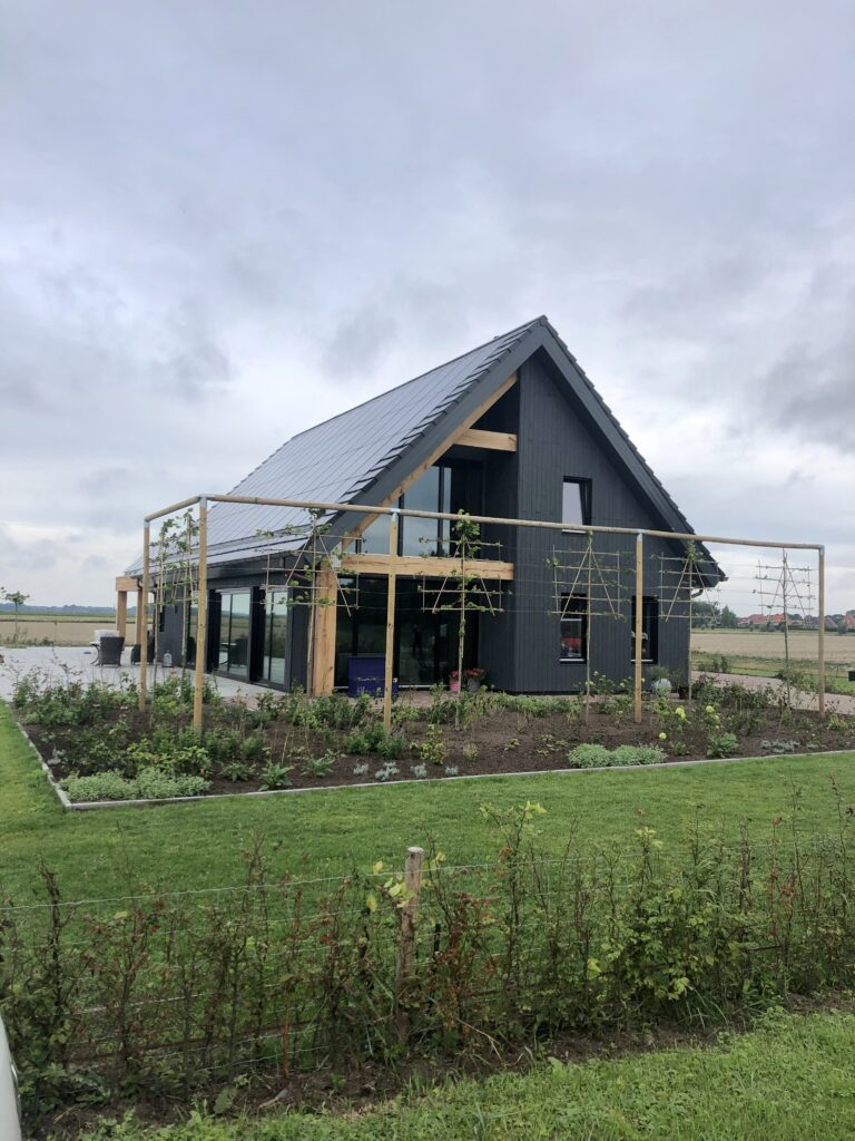 Energiepositief huis Henk Jansen
